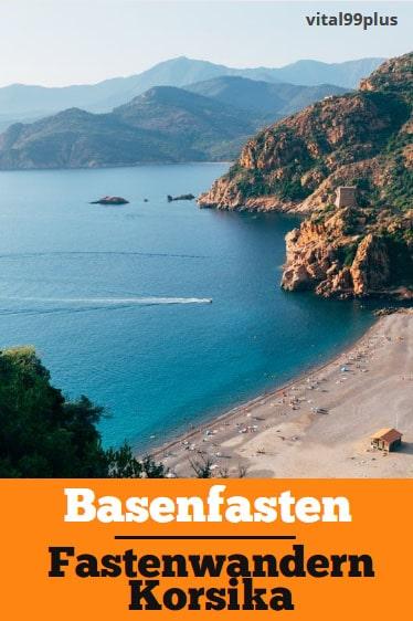 Basenfasten, Wandern und Anti-Aging auf Korsika
