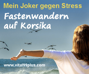 Fastenwandern kann gegen den Stress helfen